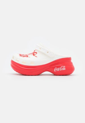 COCACOLA CLASSIC  - Sandaler - white/red