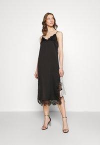River Island - Cocktail dress / Party dress - black - 1