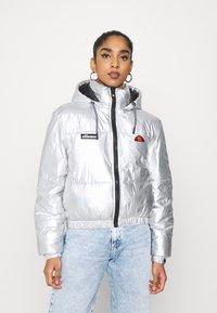 Ellesse - MUES - Winter jacket - silver - 0