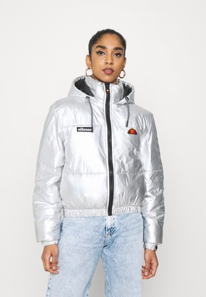 MUES - Winter jacket - silver