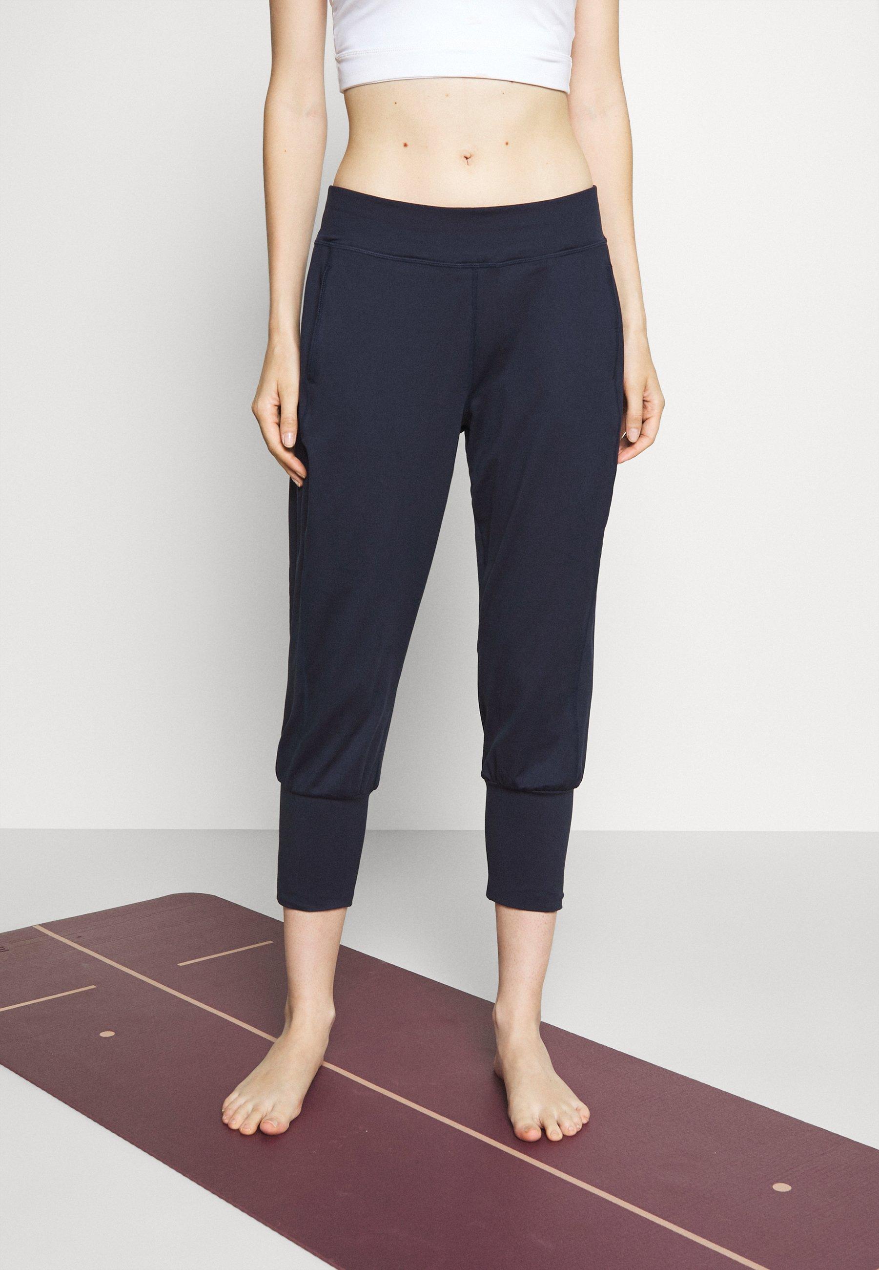 Donna GARY YOGA CAPRIS - Pantaloni sportivi