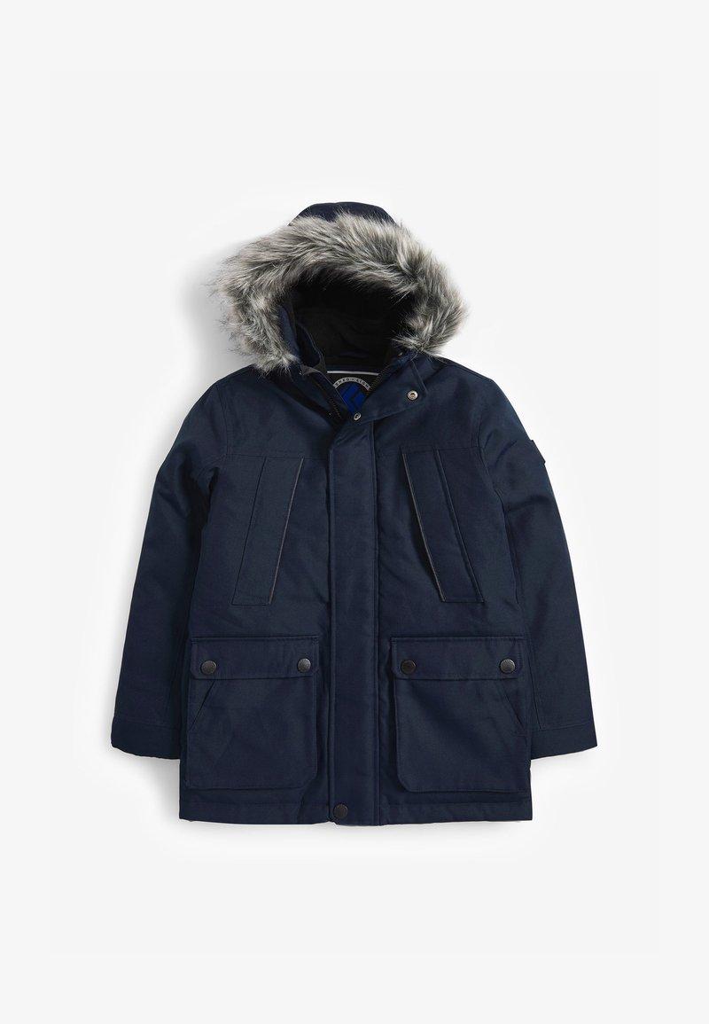 Next - Winterjas - blue