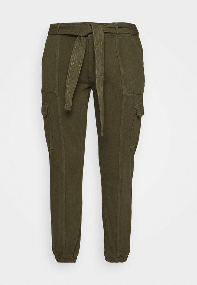 UTILITY TROUSER - Pantalon classique - khaki