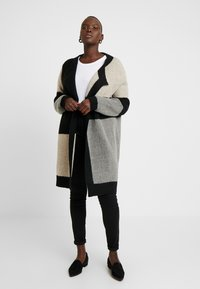 Evans - MIX AND MATCH COATIGAN - Strikjakke /Cardigans - multi - 0