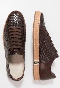 Florsheim - Sneakers laag - dark brown - 1