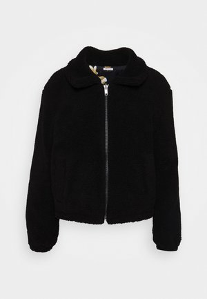 HIT THE ROAD - Winter jacket - black