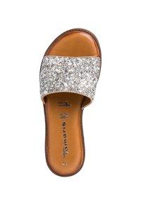 Tamaris - Klapki - silver glam - 3