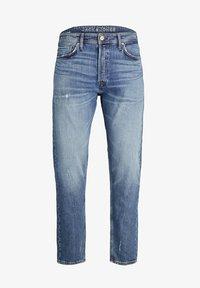 Jack & Jones - FRED ORIGINAL  - Straight leg jeans - blue denim - 4
