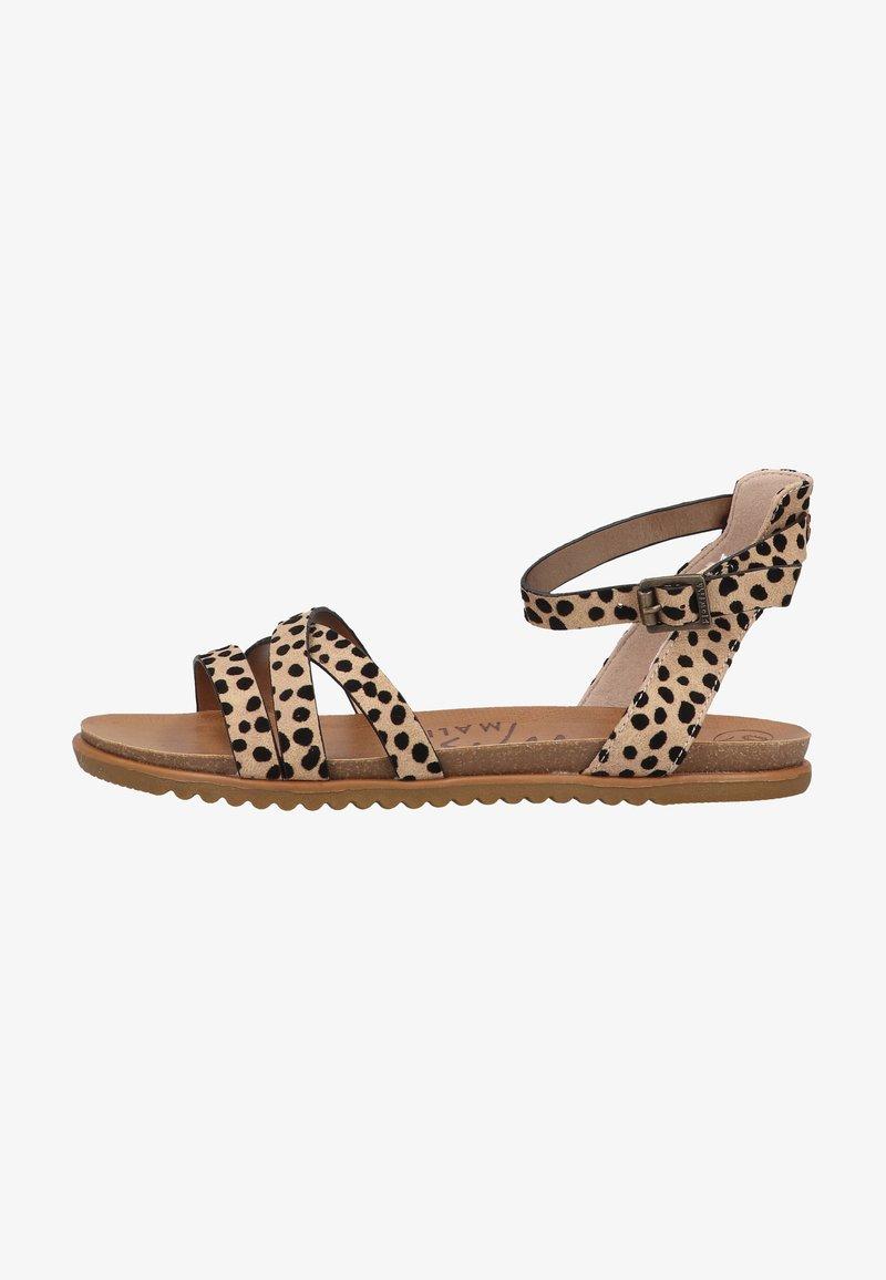 Blowfish Malibu - Sandals - sand pixie leopard