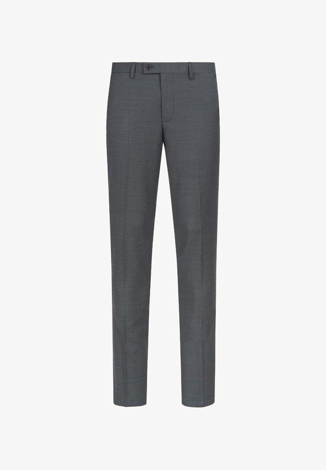 DIJAM - Suit trousers - anthrazit - 370