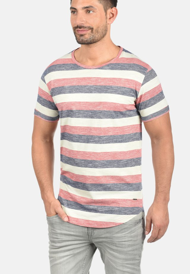 RUNDHALSSHIRT THICCO - T-shirt print - cardinal