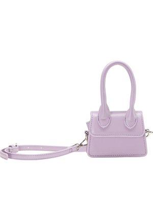 Håndtasker - flieder