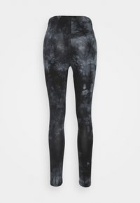 Vero Moda - Leggings - Trousers - black/grey - 1