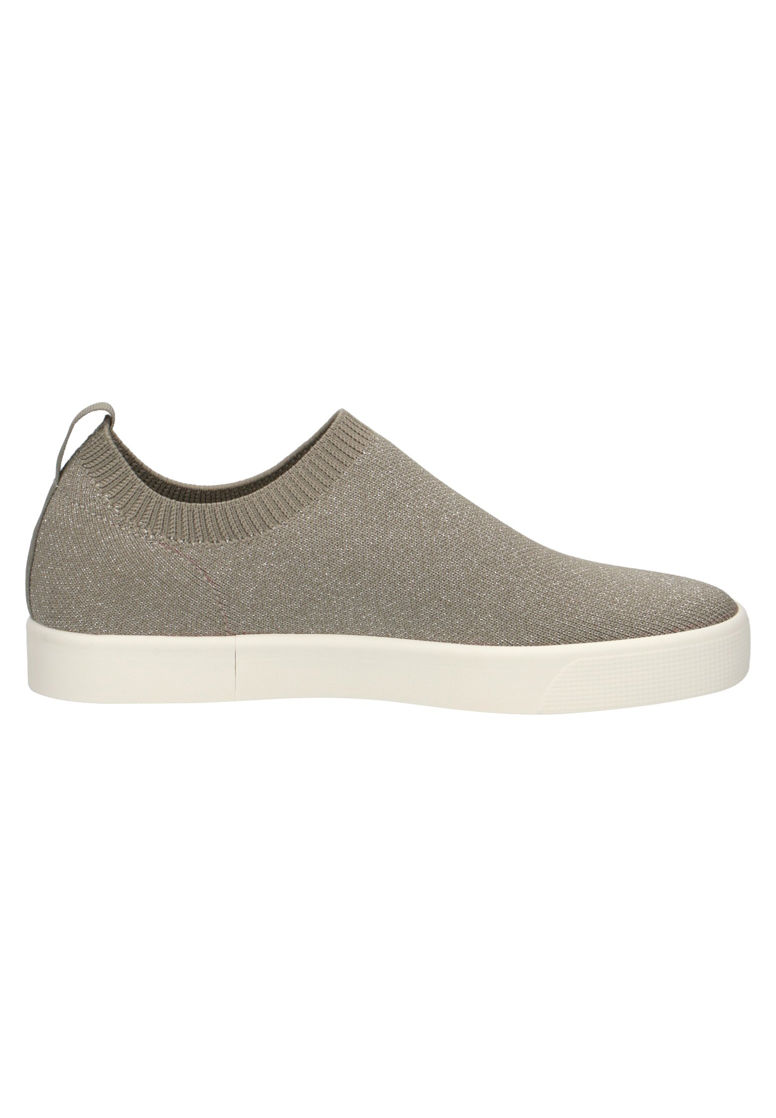 Sneakers lt khaki knit