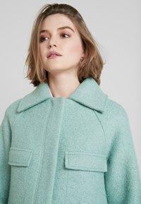 KIOMI - Classic coat - mint - 3
