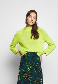 Whistles - CHUNKY MIX - Pullover - yellow - 0