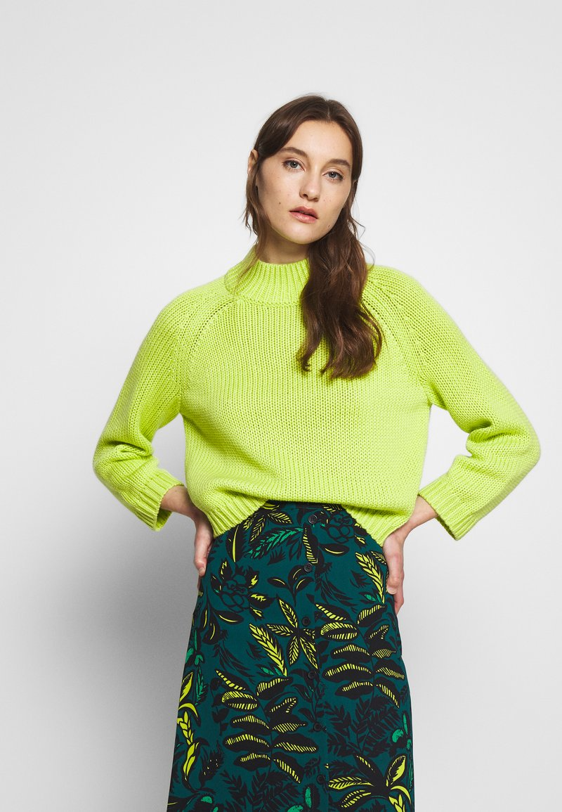 Whistles - CHUNKY MIX - Pullover - yellow