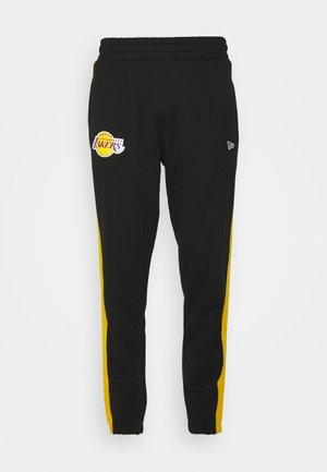 NBA TEAM LOGO LOS ANGELES LAKERS - Club wear - black