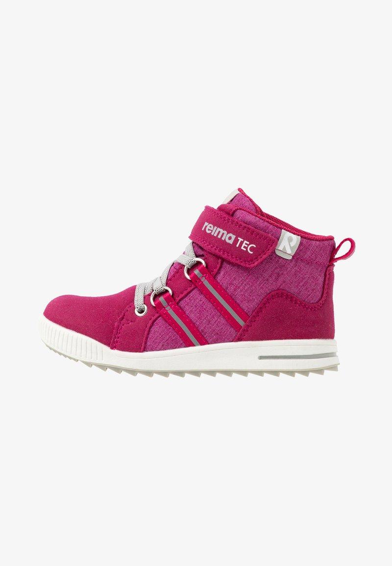 Reima - REIMATEC SHOES KEVENI - Hiking shoes - cranberry pink