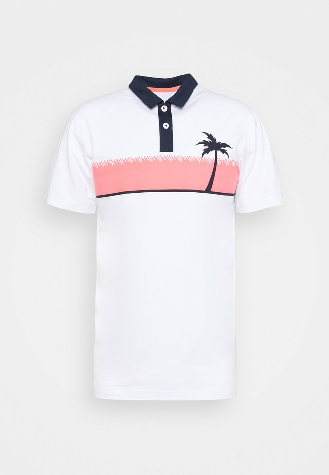 CLOUDSPUN HANA - Polo - bright white