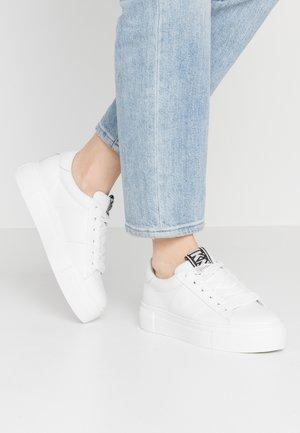 Trainers - bianco/weiß