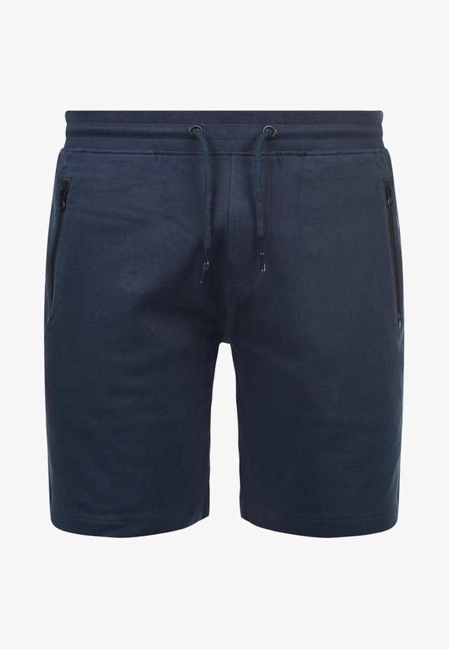 SWEATSHORTS TARAS - Shorts - blue