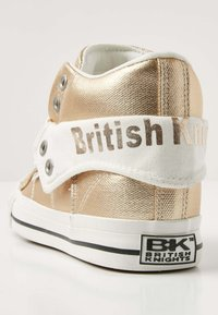 British Knights - ROCO - High-top trainers - gold - 4