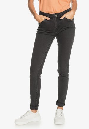 STAND BY YOU - Jeans Skinny Fit - anthracite