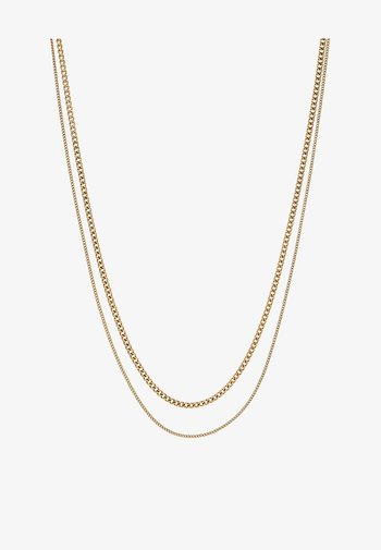 MODULE NECKLACE - Necklace - gold-coloured