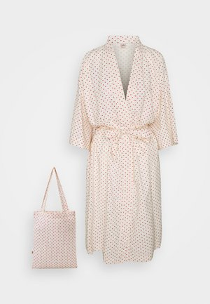 DYAMI LIBERTE KIMONO - Dressing gown - whitecap gray