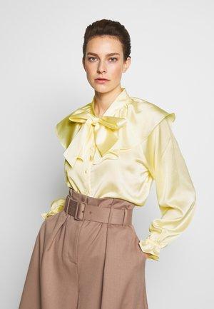 LAUREN BLOUSE - Skjorte - cream
