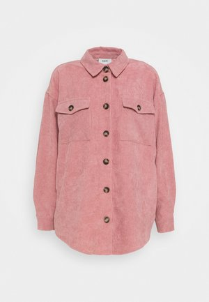 SAVISA - Button-down blouse - rose dust