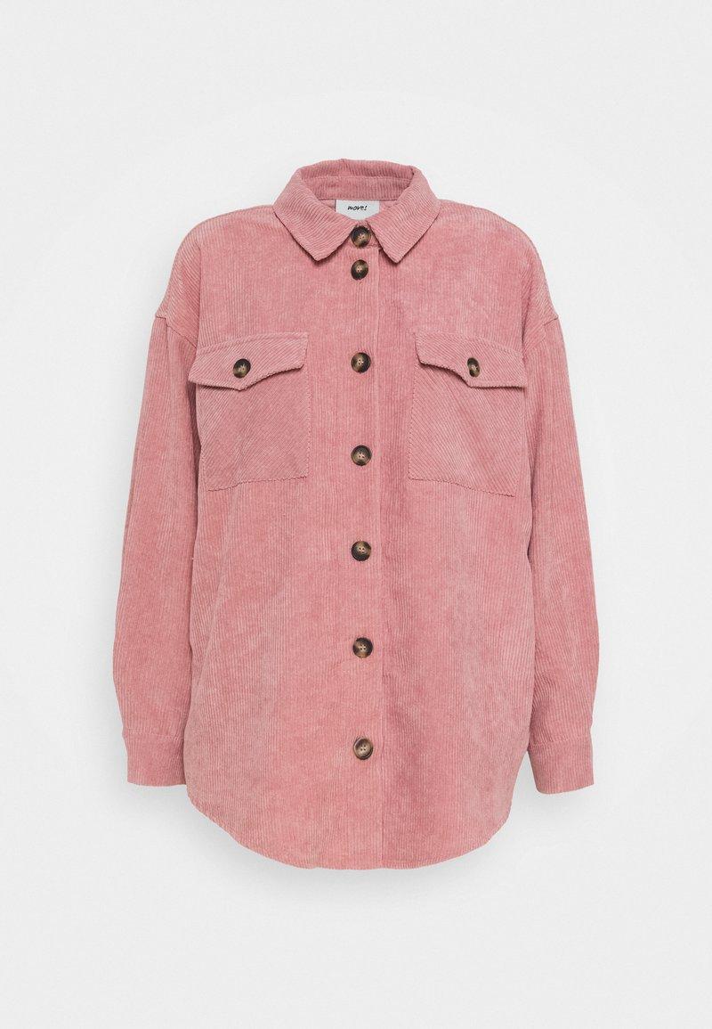 Moves - SAVISA - Button-down blouse - rose dust