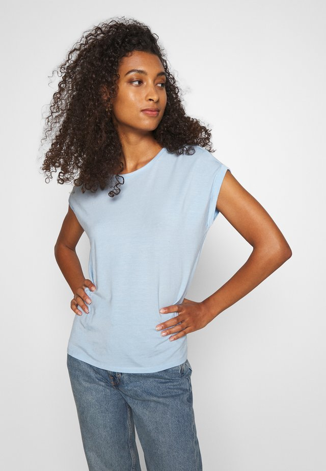 Basic T-shirt - cashmere blue