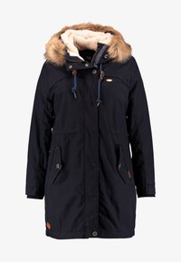 Ragwear Plus - COAT - Parkatakki - navy - 4