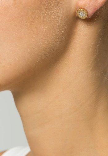 CLASSIC SIGNATURE - Earrings - gold-coloured