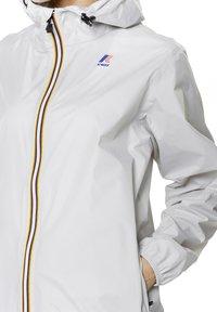 K-Way - UNISEX LE VRAI CLAUDE - Zip-up hoodie - grey mid - 5