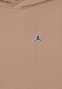 Jordan - JUMPMAN HOODIE - Jersey con capucha - hemp - 2