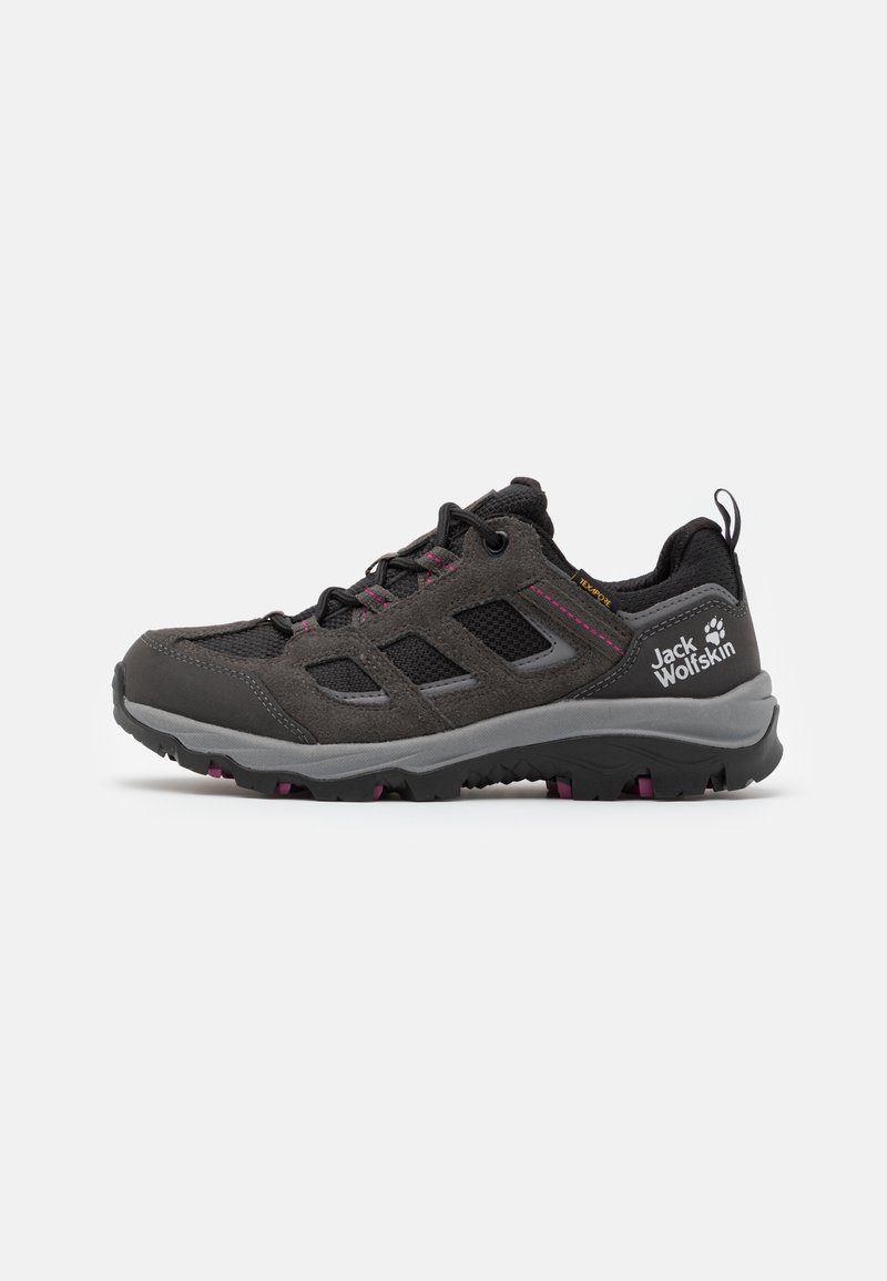 Jack Wolfskin - VOJO 3 TEXAPORE LOW  - Outdoorschoenen - dark steel/purple