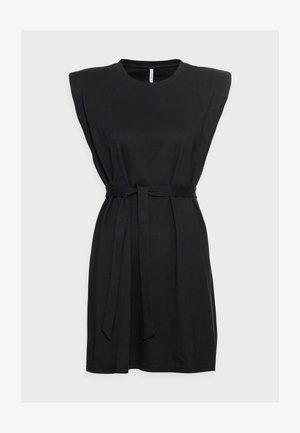 ONLJEN LIFE DRESS - Jerseyjurk - black