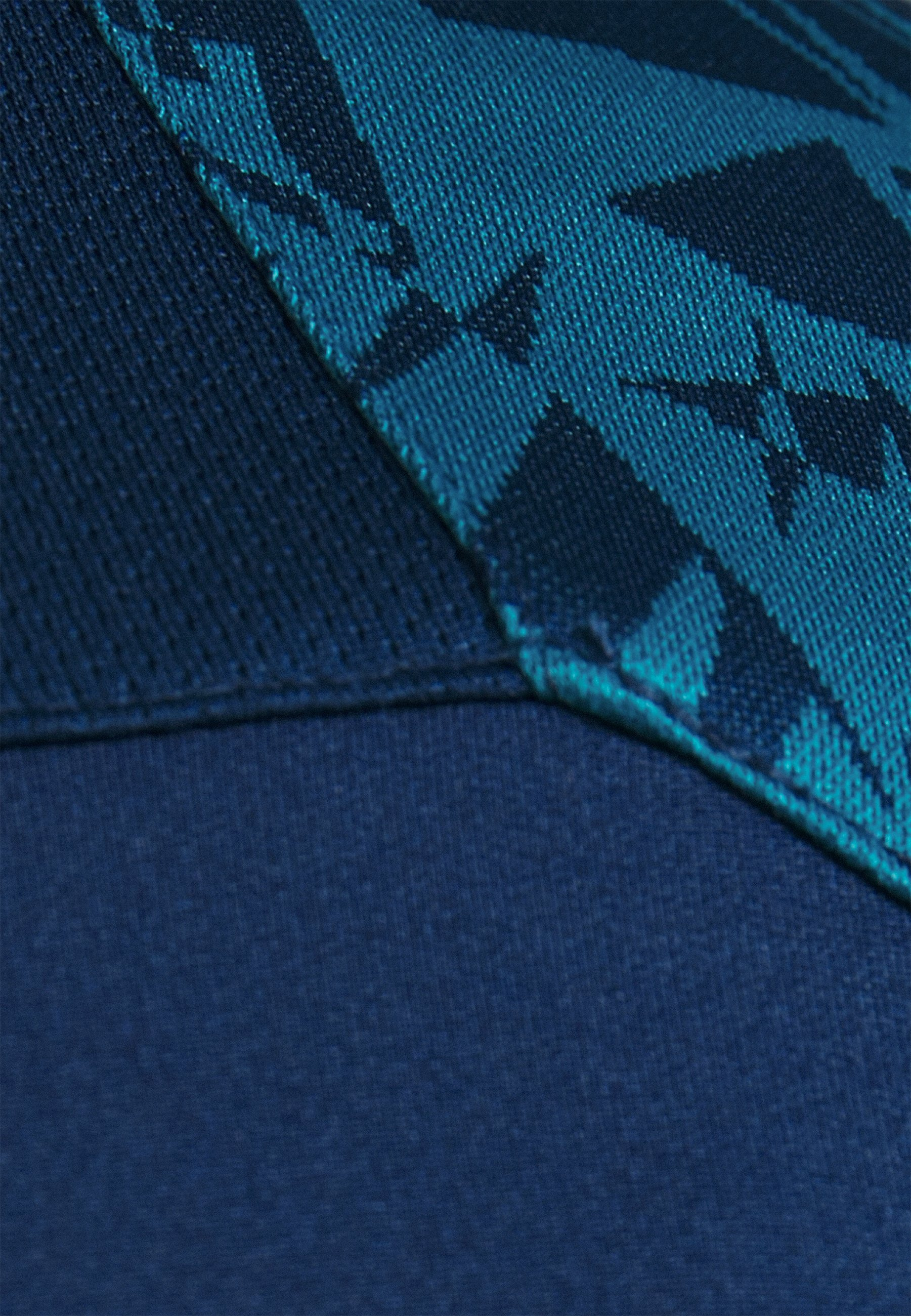Umbro FC SCHALKE 04 HALF ZIP - Article de supporter - navy/blue sapphire