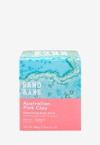 Sand&Sky - AUSTRALIAN PINK CLAY - SMOOTHING BODY SAND - Body scrub - - - 2