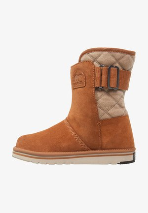 NEWBIE - Winter boots - elk/british