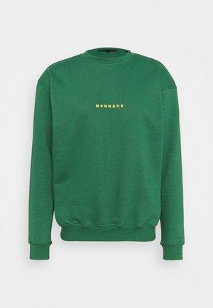 ESSENTIAL REGULAR UNISEX - Sweatshirt - green