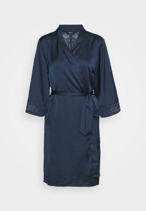 EVENTAIL DESHABILLE - Dressing gown - marine