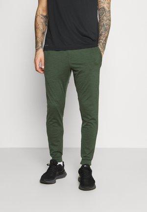 PANT DRY YOGA - Pantaloni sportivi - galactic jade/sequoia