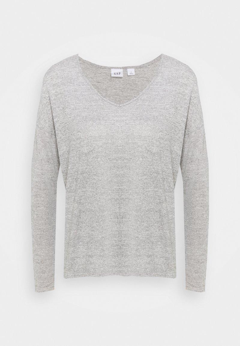 GAP - Strikpullover /Striktrøjer - heather grey