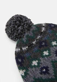 Belstaff - FAIRISLE HAT UNISEX - Čepice - grey/navy/green - 2