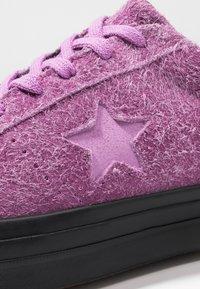 Converse - ONE STAR - Sneakers - fuchsia glow - 6