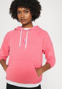 Polo Ralph Lauren - LOOPBACK - Collegepaita - ribbon pink - 3